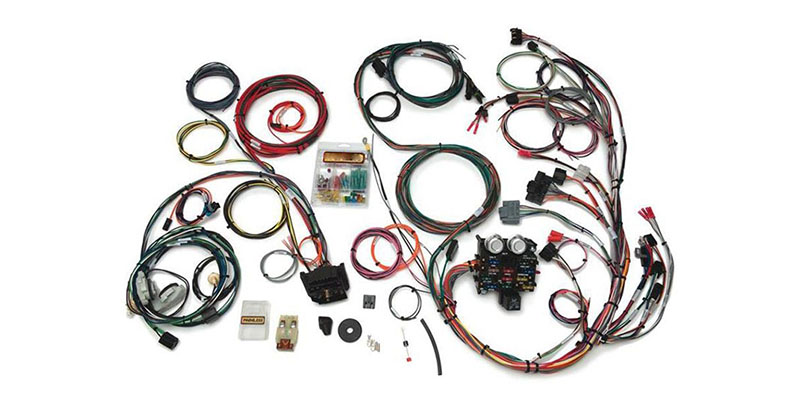car HVAC wire harness