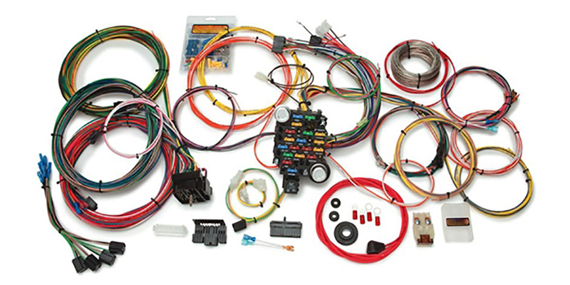car chassis wire harness