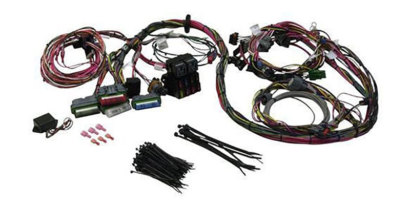 car engine wire harness